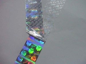 stiker hologram-tape-dot-matrix